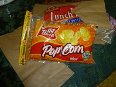 I love this one.  I don't buy microwave popcorn anymore.  I buy a large bag of popcorn that cost about $2.79 and a package of lunch bags that cost me about $2.00.  Equals about 25 hearty bags of popcorn microwave popcorn.  About 3 minutes in microwave.  Wow.