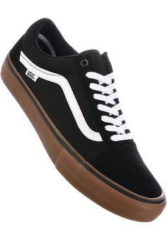 Vans Old-Skool-Pro - titus-shop.com  #MensShoes #MenClothing #titus #titusskateshop