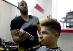 Los barberos de La Habana