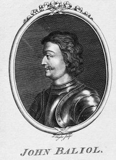historical kings of scotland | King John Balliol - SF36256 - Rights Managed - Stock Photo - Corbis