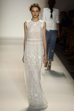 Rachel Zoe New York Fashion Week S/S 2014 Show