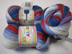 Buy Sekerim batik Yarn from Alize Online | Yarnstreet.com