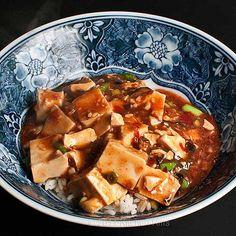 #vegan mapo #tofu