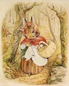 beatrix potter illustrations | Beatrix Potter illustration. | Favorite Books