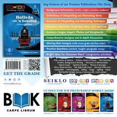 Get the grade with Learning and Teaching Support Materials for grades 8 to 12 Afrikaans and English literature, language, and media studies. Exam Guide, Film Studies, Background Information, English Literature, The A Team, Filmmaking, Curriculum, Photographs, Study