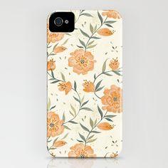 August Florals iPhone Case - Teagan White