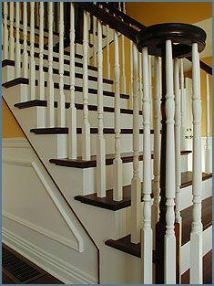 Vintage Flooring | Custom Design Stairways - New Homes & Renovations Halifax Nova Scotia
