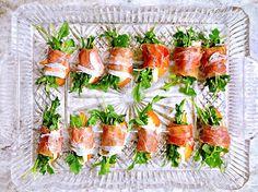Pear Recipes, Top Recipes, Prosciutto Appetizer, Recipe Boards, Recipe Link, Appetisers, Arugula, Family Meals, Family Recipes