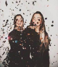 Ideas birthday photoshoot teenage with friends for 2019 - Birthday - Birthday&Gifts Bff Pics, Bff Pictures, Best Friend Pictures, Friend Photos, Best Friend Fotos, Tumblr Bff, Polaroid Pictures, Polaroids, Silvester Party