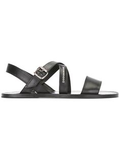 c835b909b96 DSQUARED2 Belted Sandals.  dsquared2  shoes  sandals Gladiator Sandals