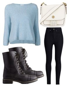 """Untitled #2281"" by fiirework ❤ liked on Polyvore featuring moda, 3.1 Phillip Lim, Charlotte Russe, Tory Burch y Rodarte"