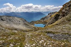 Massif du Malrif, Hautes Alpes