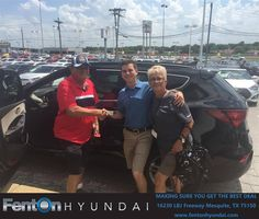 https://flic.kr/p/U9hwVc | #HappyBirthday to Manuel from Cas Rooney at Fenton Hyundai! | deliverymaxx.com/DealerReviews.aspx?DealerCode=H248