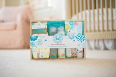 I'm switching to natural @Honest Baby Arrival Gift Set because it's eco & easy.