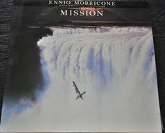 Ennio Morricone The Mission Original Soundtrack LP Robert De Niro