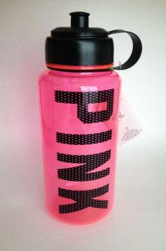 Victoria's Secret PINK Water Bottle 32 oz NWT