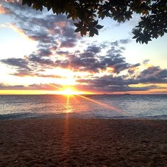 South Sea Sunset #islandlife #fiji #southseaisland