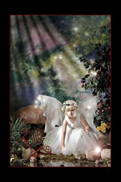 Fairy Studio Portraits, Faeries, Children Photography, Toddlers, Fairy, Eyes, Painting, Inspiration, Beautiful
