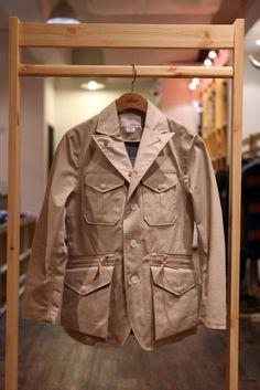 wearethemarket.com - Nanamica Field Jacket