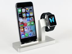 PREMIUM ONE- The Docking Station for Apple Watch and iPhone's video poster