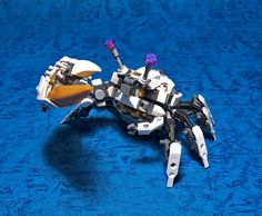 """""""LEGO Mech Fiddler crab-06"""" by ToyForce 120: Pimped from Flickr"""