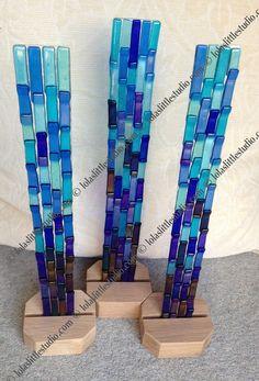 Fused Glass wall art | Lesley O'brien Glass Art