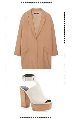 """Untitled #176"" by raquel99c ❤ liked on Polyvore featuring MANGO and Rebecca Minkoff"