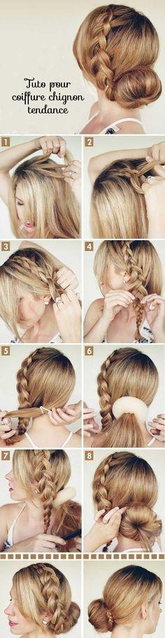 style de coiffure pour fille 56 en 2016 via http://ift.tt/2axo7TJ