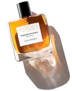 Strange Invisibles Perfumes  Fair Verona Jasmine blossoms sparkle with hydro-distillates of bergamot, grapefruit, sandalwood, and mimosa absolute.