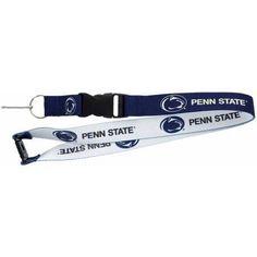 Ncaa Penn State Reversible Lanyard, Men's, White