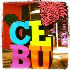 Colorful Cebu! #cebu #summer #philippines #travel  (Taken with instagram)
