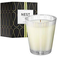 Sephora: NEST  : Grapefruit Candle : scented-candles-home-fragrance