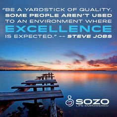 Be a yardstick of quality. Surprise people with excellence! #MotivationalMonday
