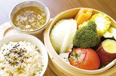 LUNCH MENU mumokuteki cafe&foods