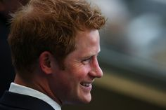 Prince Harry during the 2014 FIFA World Cup Brazil Group D match between Costa Rica and England at Estadio Mineirao on June 24, 2014 in Belo Horizonte, Brazil.
