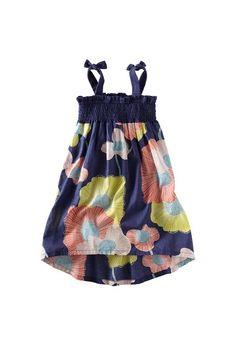 Tea Collection  Surf Lily Drama Dress