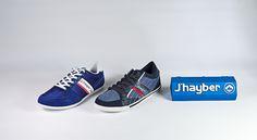 Colección J'hayber. Linea Casual. Zapato deportivo con cordón. (home).
