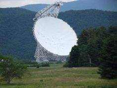 Learn more about the future of the National Radio Observatory in Green Bank, WV.