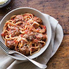 Classic Spaghetti an