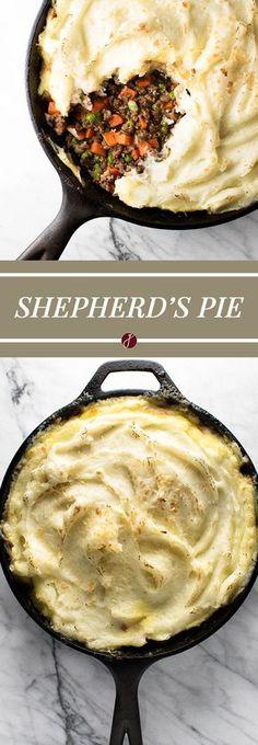 Shepherd's Pie #gottobeNCbeef | girlgonegourmet.com #sponsored via @april7116