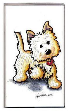 cairn terrier cartoon - Google Search