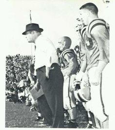 Frank Howard, one of Clemson's greatest coaches.