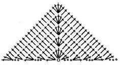 Πλεξιμο. Τα παντα για πλεξιμο και αλλεσ χειροτεχνιεσ: Πωσ πλέκω βασικά γεωμετρικά σχήματα με βελονάκι