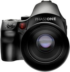 Phase One 645DF Medium Format Camera