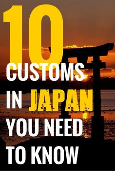 f546456adec30 10 customs you must know before a trip to Japan