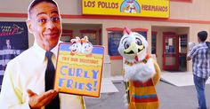 Gus Fring from 'Breaking Bad' wants you to try his curly fries