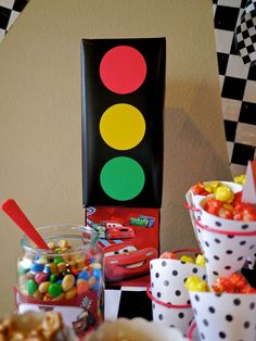 Disney Cars Birthday Party Ideas | Photo 1 of 80