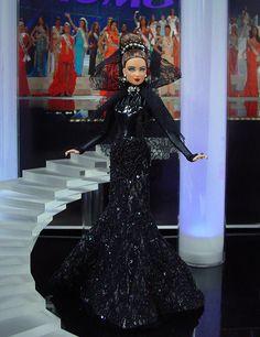 Miss Romania 2012 by Ninimomo Dolls