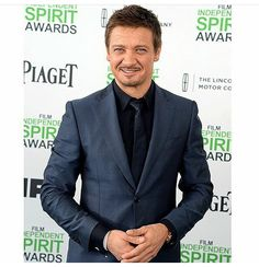 People magazine posted this yesterday on Jeremy Renner's Birthday on Instagram