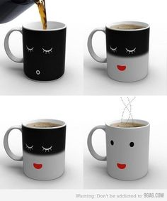 This is one of the coolest coffee mugs I have ever seen! NNIE will love this!!!